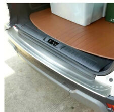 Stainless steel outer Rear Bumper for Land Rover Range Evoque 2012-2018