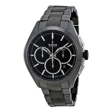 Rado Hyperchrome XXL Automatic Chronograph Black Ceramic Mens Watch R32275152
