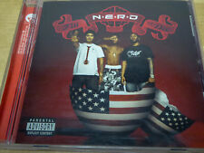N*E*R*D * Fly Or Die * VG+ (CD)