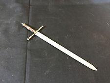 Old Vtg Collectible Letter Opener Sword Blade Knife Design Made In Japan