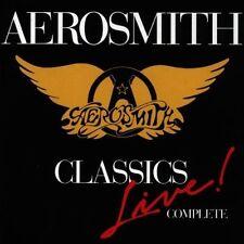 Aerosmith - Classics Live! Complete SONY CD 20 BIT Digital Mastering