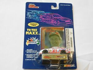 Nascar #21 Morgan Shepherd Racing Champions 07700 Series Two To the Maxx