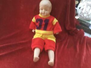 Johnnie ..Antique composition doll