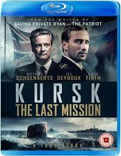 The Command (2018) Kursk The Last Mission Blu-Ray  NEW Free Ship USA Compatible