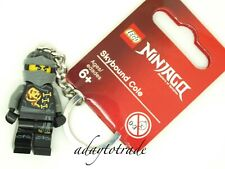 LEGO Ninjago Minifigure Key Ring - Skybound Cole - 853538 RBB