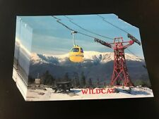 Vintage Postcard Lot Of 50 Wildcat Ski Area Gondola Nh Skiing