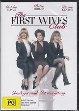 THE FIRST WIVES CLUB -  Goldie Hawn, Bette Midler, Diane Keaton - DVD