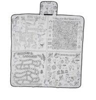 Colour Me In Picnic Blanket Games New