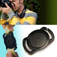 Camera Buckle Lens Cap Holder Keeper Strap Universal Capbuckle 40.5mm 49mm 62mm