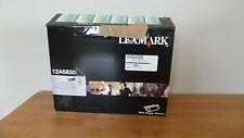 GENUINE LEXMARK 12A6830 PRINT CARTRIDGE  T520/T522/X520