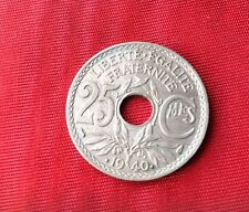 25 Centimes 1940