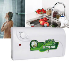 High Quality 8L Tank Electric Hot Water Heater Household Bathroom Kitchen 1500W