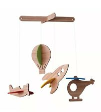 Petit Collage Deluxe Bamboo Mobile, Up In the Air