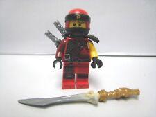 LEGO Ninjago 70653 Kai minifigure (NEW!) Boys