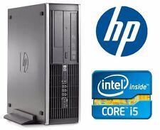 HP Compaq 8100 SFF Desktop PC Core i5 3.20GHz 8GB 1TB(New) Windows 7 Pro+WIFI