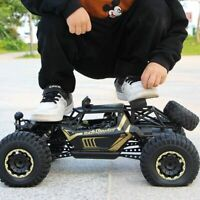 XYCQ RC Car 4WD Remote Control Vehicle 2.4Ghz Electric Monster Buggy Off-Road