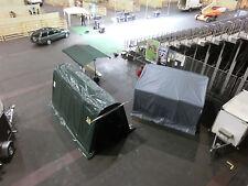 Wohnwagen Garage Wohnmobilgarage Anhängergarage 2,7m x 5m x 3m Einzelstück NEU