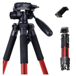 Trépied pour appareil photo Q111 avec pieds extensibles pour appareil photo