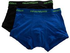 Bipack 2 boxer trunk EMPORIO ARMANI art.111210 4A717 taglia L col.01520