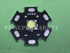 Cree Single-Die XM-L LED T6 6000k 280lm@750mA Mounted with 20mm Star Base