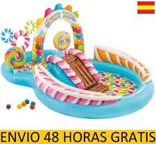 Piscina Hinch Tobog 295x191x130cm INF Candy Zone Intex