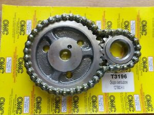 FIAT 127 , Panda 45, YUGO 45  -  903 cc.  ( Antivibra ) - Timing chain kit T3196