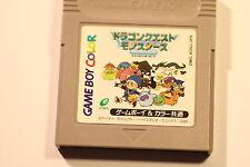 DRAGON QUEST MONSTERS TERRY NO WONDERLAND JAPANESE VERSON Nintendo Gameboy Color