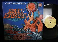 CURTIS MAYFIELD Sweet Exorcist US RE LP soul funk EX (5+=FREE POST)