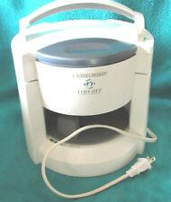 Black & Decker Jw200 Lids Off Automatic Electric Jar Opener White