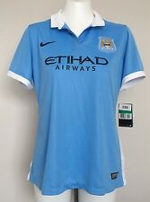 Manchester City 2015/16 Home Shirt by Nike Size Ladies XL No Tags