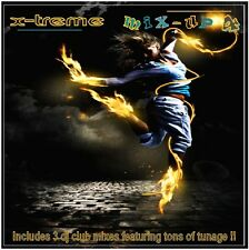 X-TREME MIX UP 4 - 2012 CD - NEW CLUB REMIXES - 3 DJ MIXES ( DANCE / HOUSE )