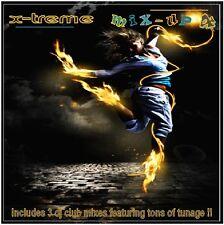 X-TREME MIX UP 4 - 2012 CD - NEW CLUB REMIXES - 3 DJ MIXES (DANCE/HOUSE) LISTEN