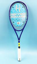 Harrow Vapor Royal/Yellow Squash Racquet Blue/White #NO1900