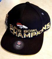 Denver Broncos Youth Hat Snap Back Super Bowl Champions Cap Embroidered Logo New