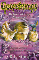 Return of the Mummy (Goosebumps) by R.L. Stine, Acceptable Used Book (Hardcover)