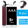 WHITE For iPhone 6 Plus 5.5'' AA LCD Display Touch Screen Digitizer Replacement