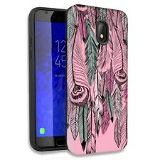 Wild Feathers Double Layer Hybrid Case Cover For Samsung J7 Refine/J Star