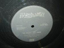 """Marillion """"Charting the Single/He Knows, You Know"""" 12"""" 45  UK Import"""