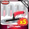 Plaster 5 Piece 280mm Render Trowel Float Plastic Oval Suit Unitex PTO-280