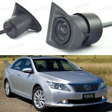 170 Wide Degree CCD Car Front View Camera Logo Embedded for Toyota Camry Aurion