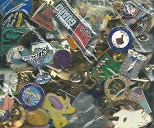 Misc. 100 + Lapel/Hat Pins - All Kinds  #523