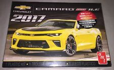 AMT 2017 Chevy Camaro SS 1LE 1/25 scale plastic model car kit new 1074