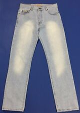 Rica lewis jeans uomo usati dritti slim usato denim boyfriend vintage T2277