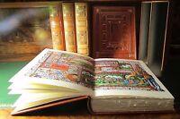 Le Decameron, Boccace, Illustrations de GRADASSI.