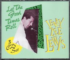 JERRY LEE LEWIS - Let The Good Times Roll  3CD Big-Box
