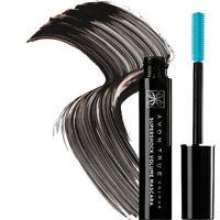 Avon True Colour SuperShock Volume Mascara - BROWN BLACK - New & Sealed