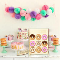 New Donut Wall Stand Doughnut Sweet Wall Wedding Party Favour Display Stand QFV