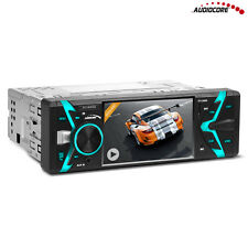 Car Stereo Headunit Audio Best 4x50W Radio Bluetooth FM AM MP3/WMA/USB/SD/AUX UK