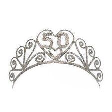 Elope 50Th Birthday Tiara Costume