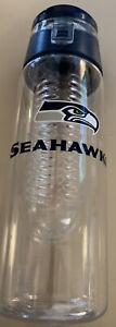 Duckhouse Sports Seatte Seahawks Sports Bottle Infuser Style [NEW] Fitness Water
